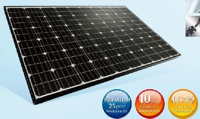 mitsubishi electric paneles solares jap n. Black Bedroom Furniture Sets. Home Design Ideas